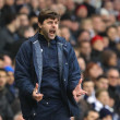 Mauricio Pochettino, manager of Tottenham Hotspur during the Barclays Premier League match at White Hart Lane, London Picture by John Rainford/Focus Images Ltd +44 7506 538356 21/03/2015