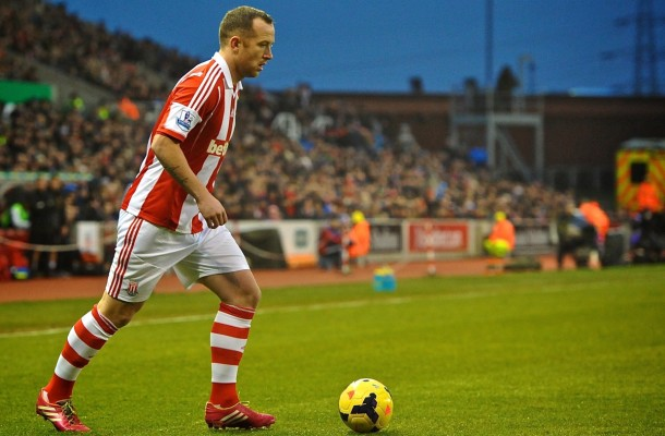 Stoke City v LiverpoolBarclays Premier League