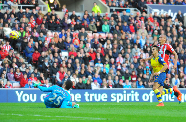 Sunderland v ArsenalBarclays Premier League