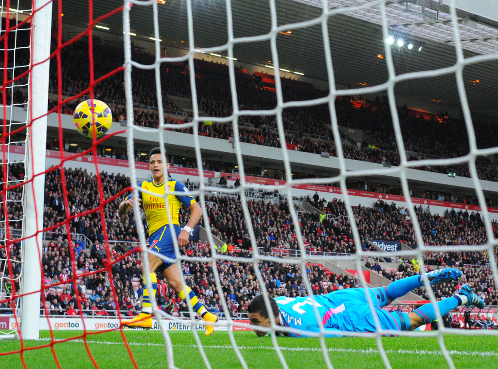 Sunderland v Arsenal Barclays Premier League