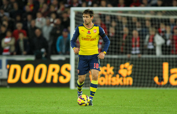 Monreal - Arsenal - Focus