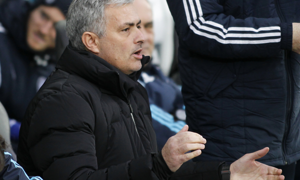 Swansea City v Chelsea Barclays Premier League