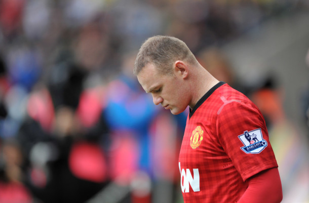 Wayne Rooney (Foto: Focus Images Ltd).