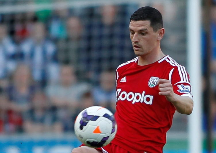 Dorrans West Brom Focus