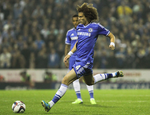 David Luiz (Focus Images Ltd)