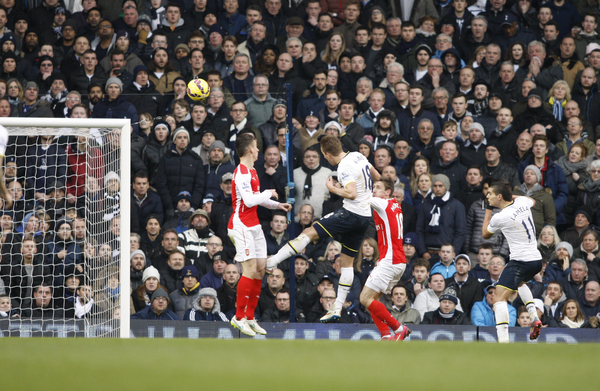 Tottenham Hotspur v Arsenal Barclays Premier League