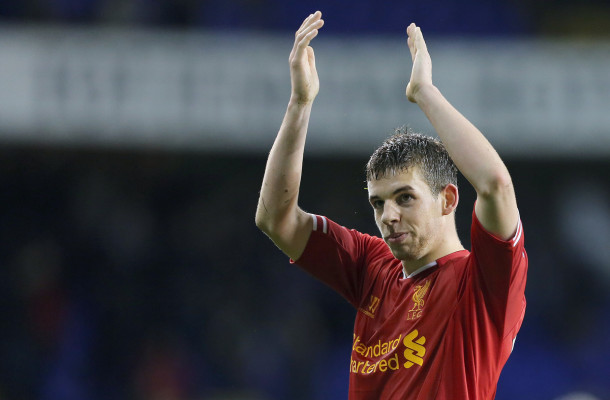 Liverpool Focus Flanagan