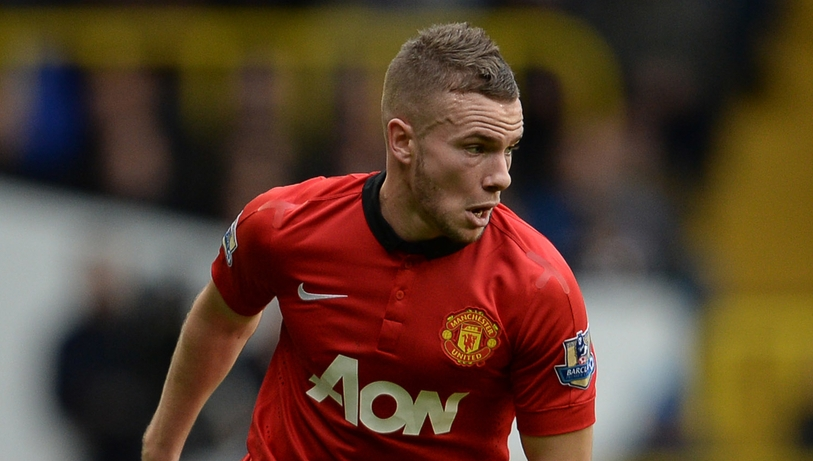 Cleverley Manchester United Focus