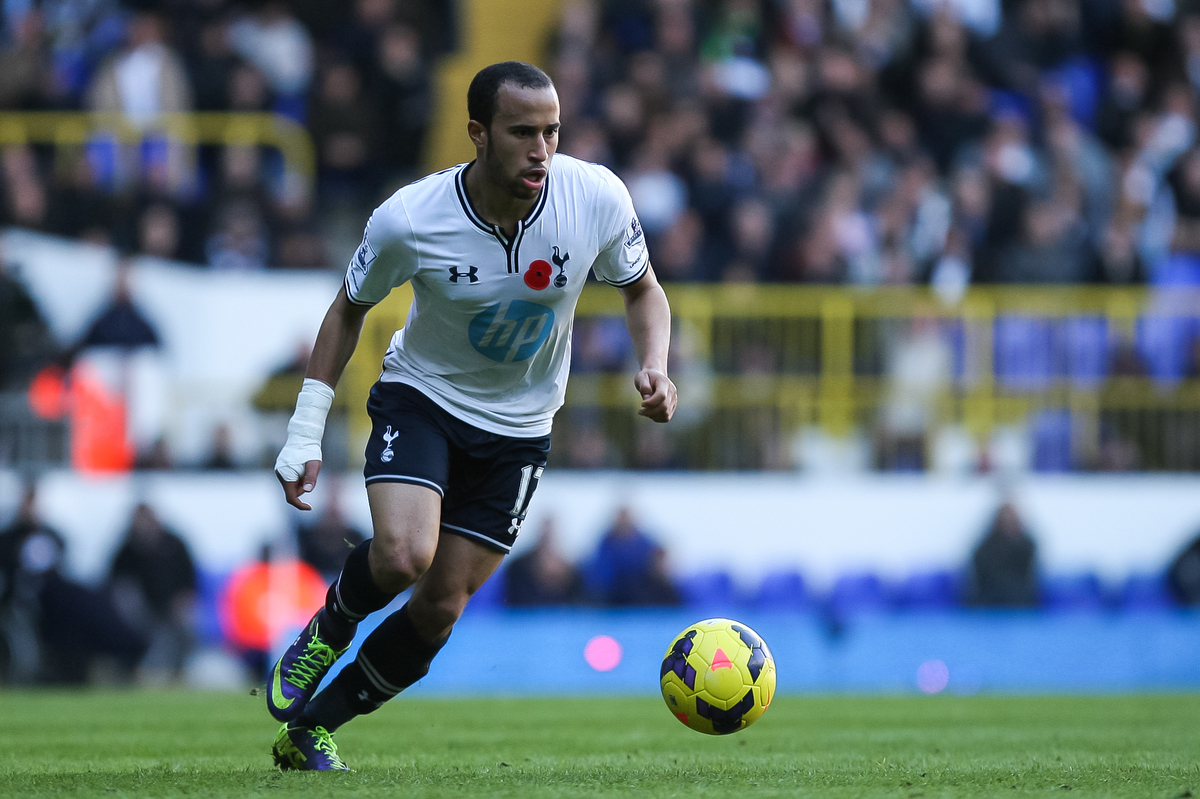 Andros Townsend (Foto: Focus Images Ltd).