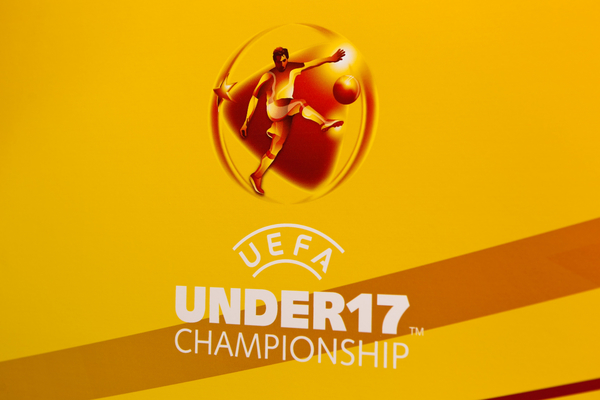 Tournament Launch Europeo sub-17 Logo UEFA