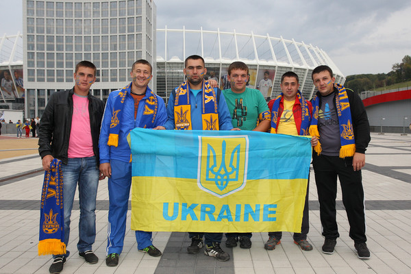 Ukraine v England2014 FIFA World Cup Qualifying