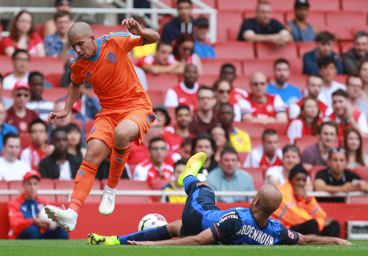 Valencia Club de Fútbol v AS Monaco FC Emirates Cup
