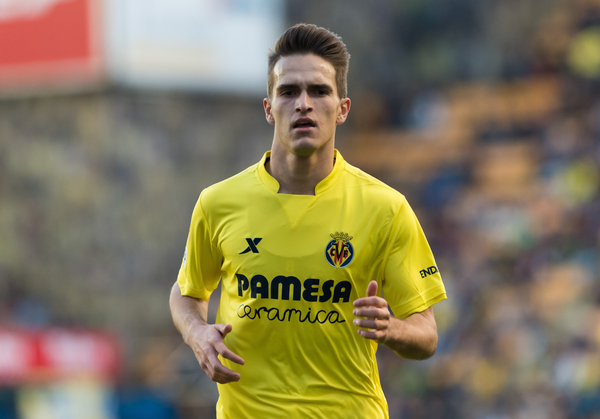 Denis Suarez of Villarreal CF during the La Liga match at Estadio El Madrigal, Villarreal Picture by Maria Jose Segovia/Focus Images Ltd +34 660052291 05/03/2016