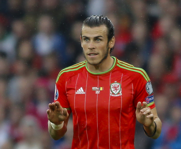 Gareth Bale. Foto de Mike Griffiths/Focus Images Ltd.