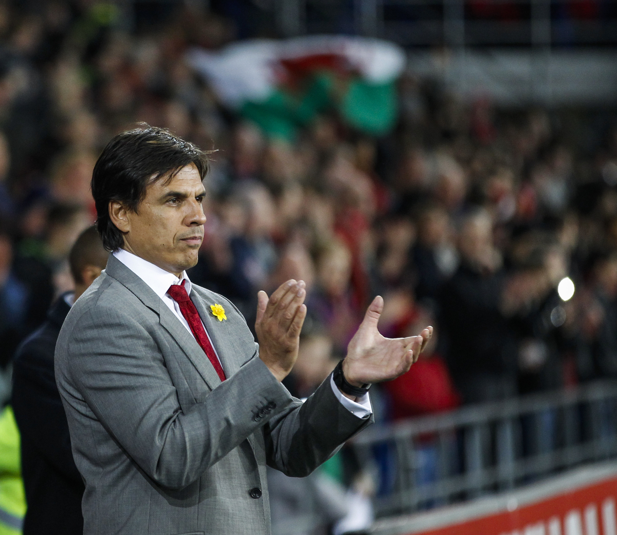 Chris Coleman Gales Focus