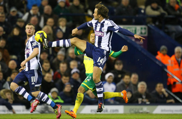 West Bromwich Albion Lugano Focus