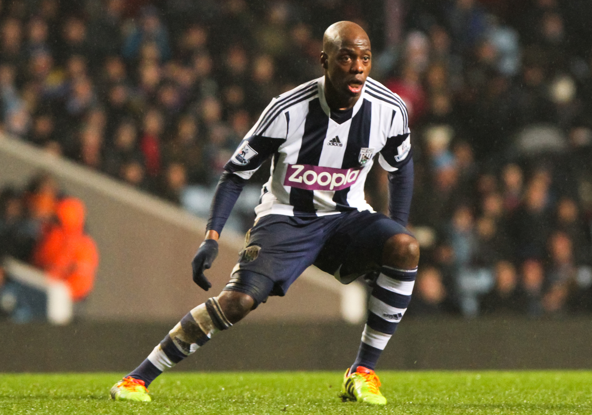 Mulumbu West Brom RD Congo Focus