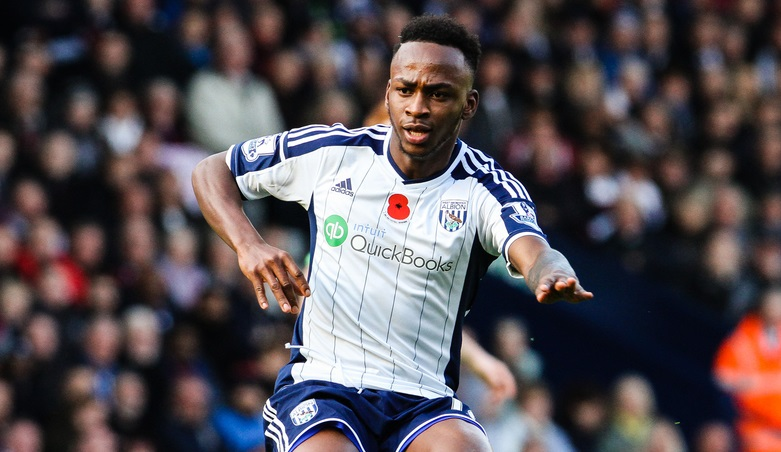 Contra todo pronóstico, Saido Berahino sigue en el West Brom (Foto: Focus Images Ltd)