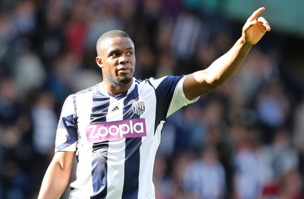 Anichebe West Brom Focus