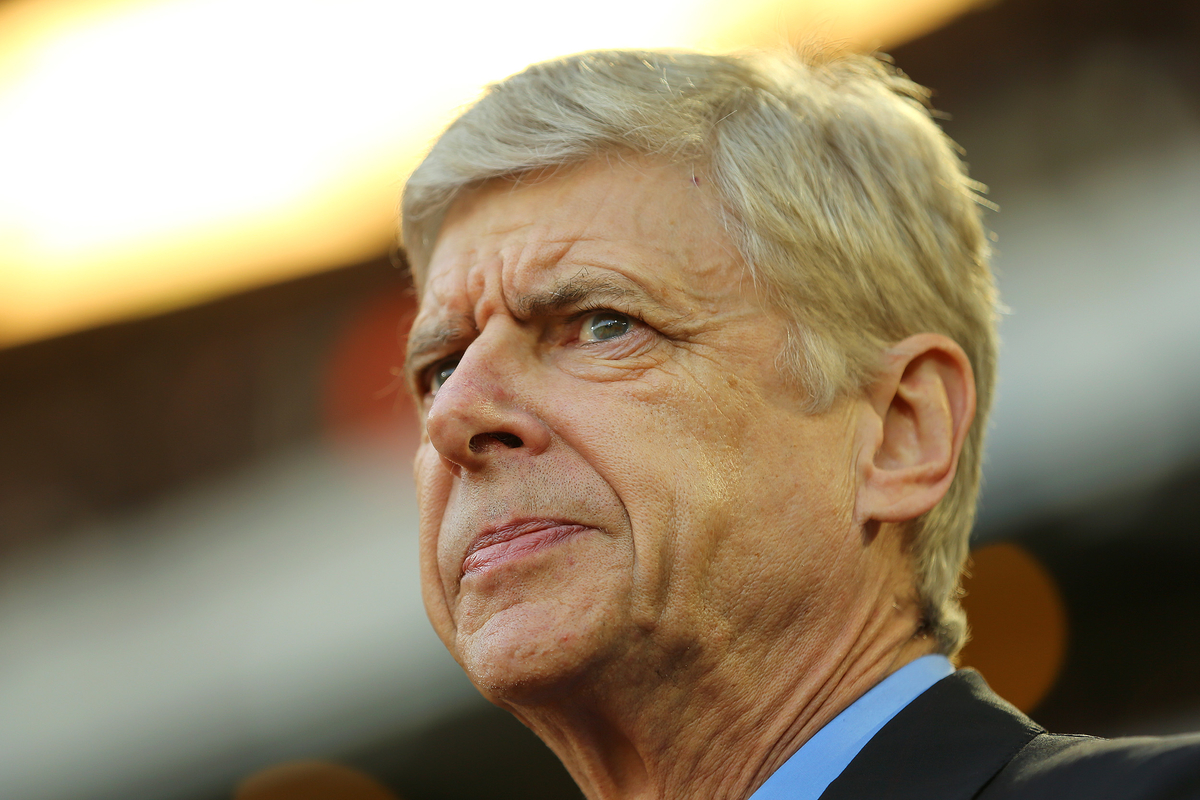 Arsene Wenger, entrenador del Arsenal (Foto: Focus Images Ltd)