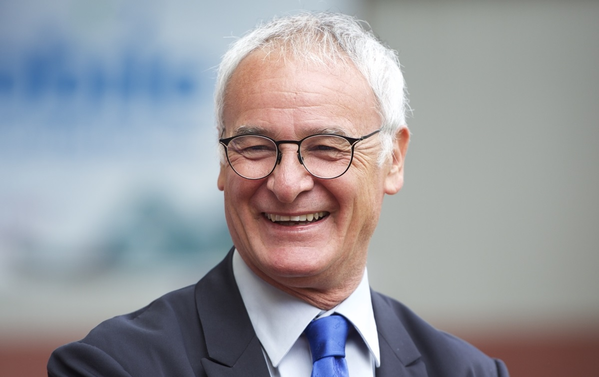 Claudio Ranieri, líder de la Premier League (Foto: Focus Images Ltd)