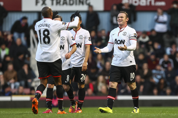 Rooney-Young-Manchester United-Focus