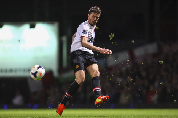 Carrick-Manchester United-Focus