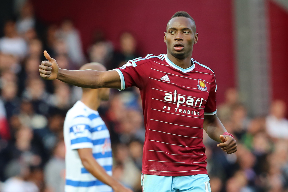 West Ham United v Queens Park RangersBarclays Premier League