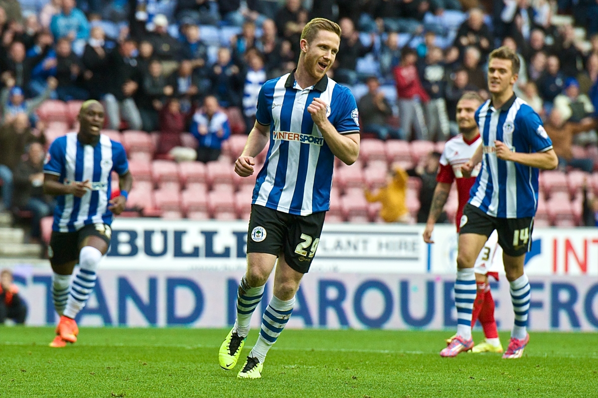 Adam Forshaw Wigan