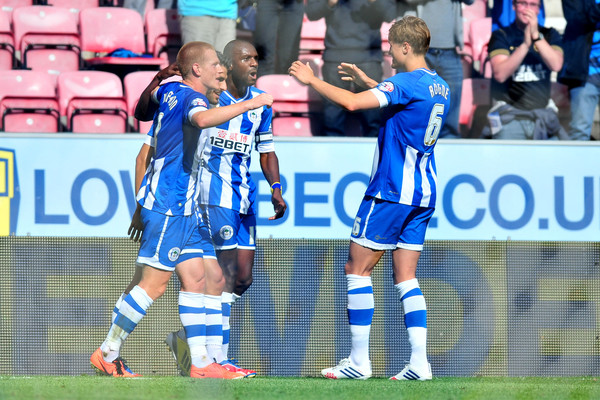 Wigan Athletic v Nottingham ForestSky Bet Championship