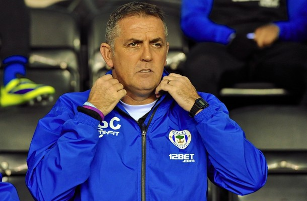 Wigan Athletic Coyle Focus