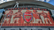 General view of The Emirates Stadium, home of Arsenal Football Club, before the Emirates Cup match at the Emirates Stadium, London Picture by David Horn/Focus Images Ltd +44 7545 970036 25/07/2015
