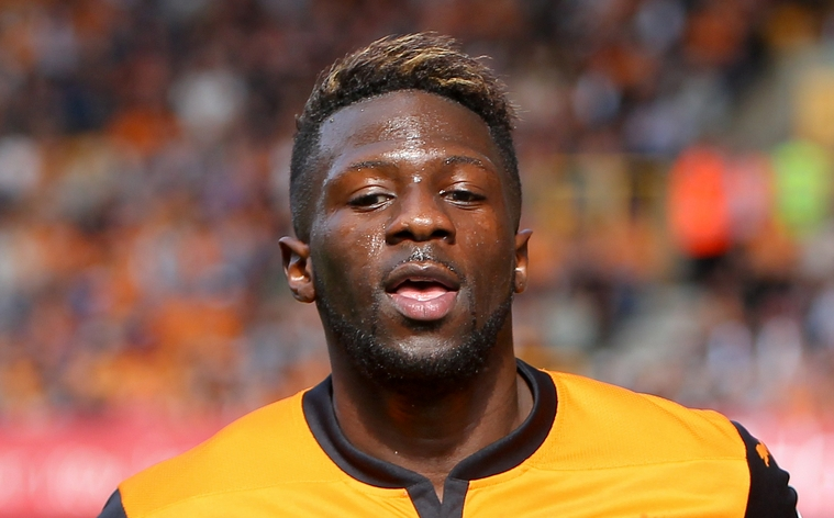 Bakary Sako of Wolverhampton Wanderers during the Sky Bet League 1 match at Molineux, Wolverhampton