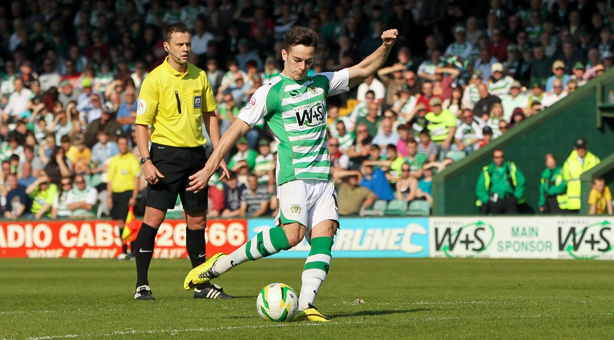 Tom Lawrence Focus