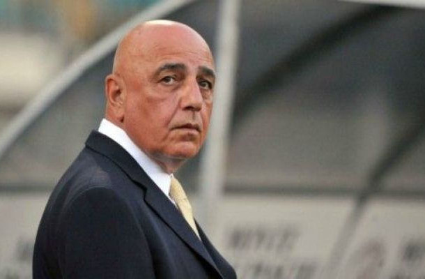 Galliani Milan - calciostreaming