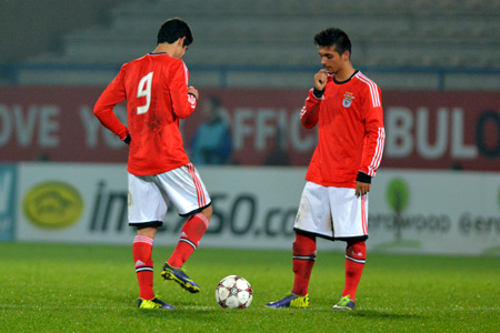 Benfica Youth Guedes web Anderlecht http://www.rsca.be