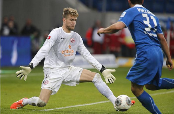 Hoffenheim Volland Karius Mainz Smartencyclopedia Photo Database