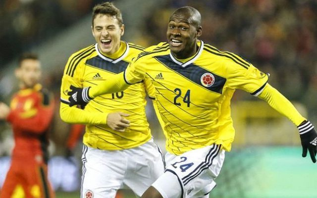 Ibarbo Colombia - calciostreaming