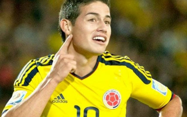 James Colombia - calciostreaming