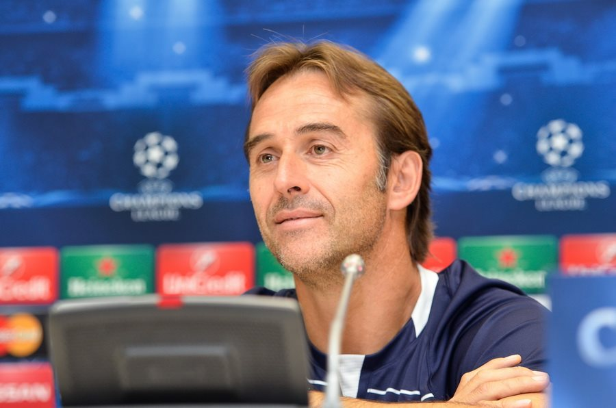 "Julen_Lopetegui2014 ""Julen Lopetegui2014"" by Football.ua. Licensed under CC BY-SA 3.0 via Wikimedia Commons. Oporto"