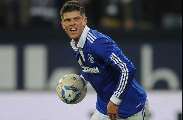 Klaas Jan Huntelaar Schalke 04
