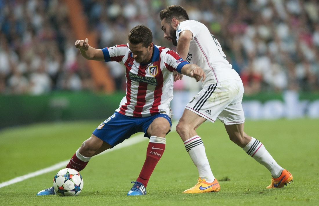 Real Madrid v Atletico MadridUEFA Champions League