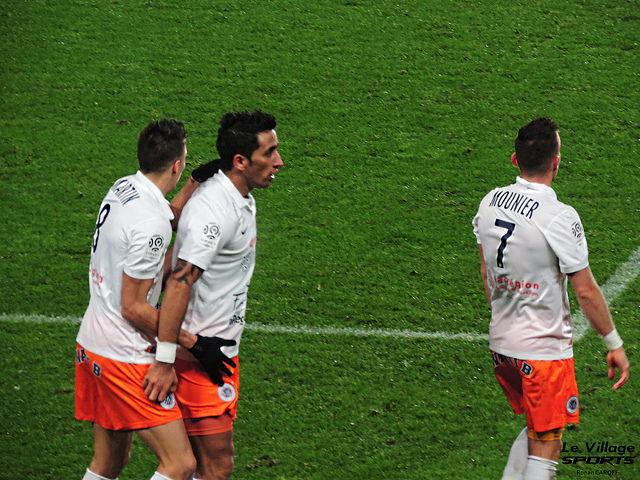 Lucas Barrios Montpellier - ronancaroff