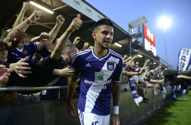 Mitrovic Anderlecht - (www.rsca.be)