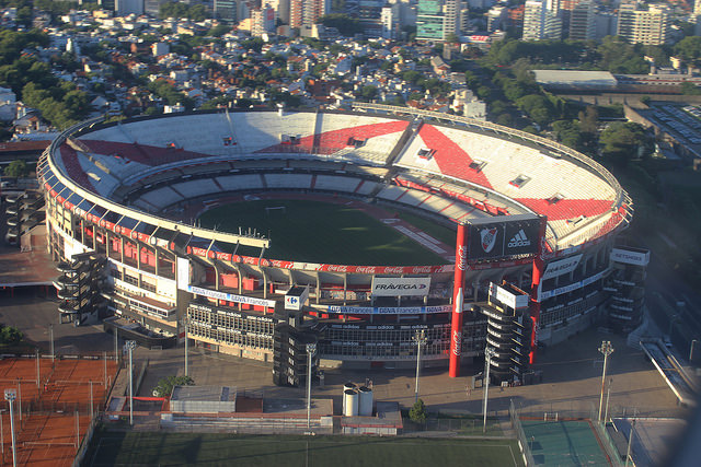 Monumental River Plate - betiel