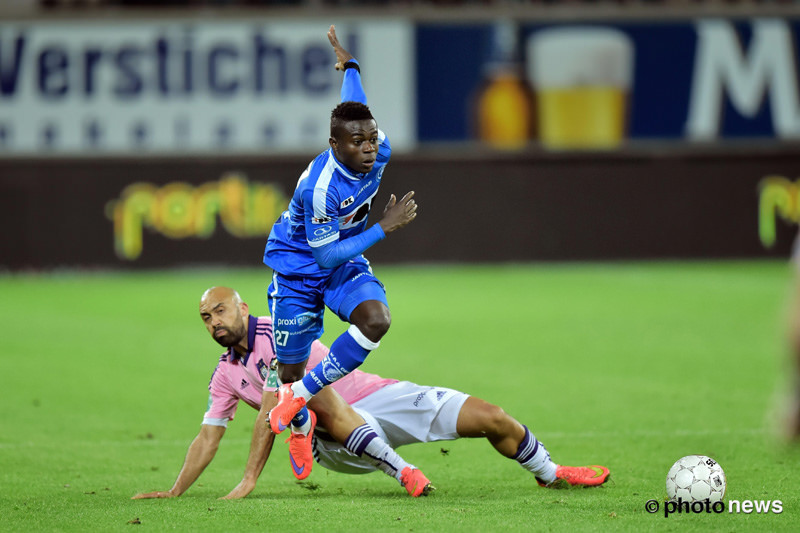 Moses Simon Gent www.rsca.be