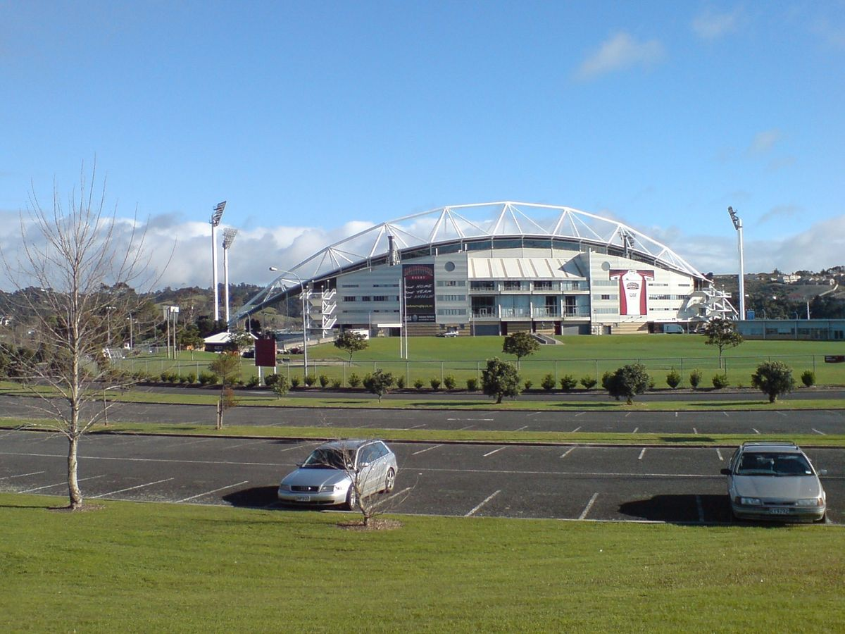 North Harbour Stadium Auckland