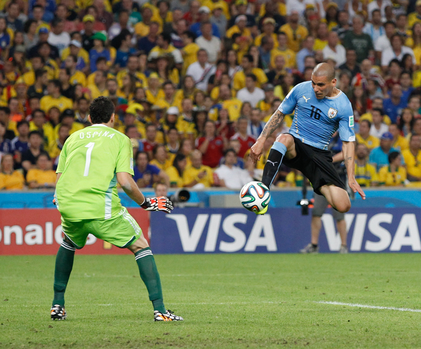 Colombia v Uruguay 2014 FIFA World Cup