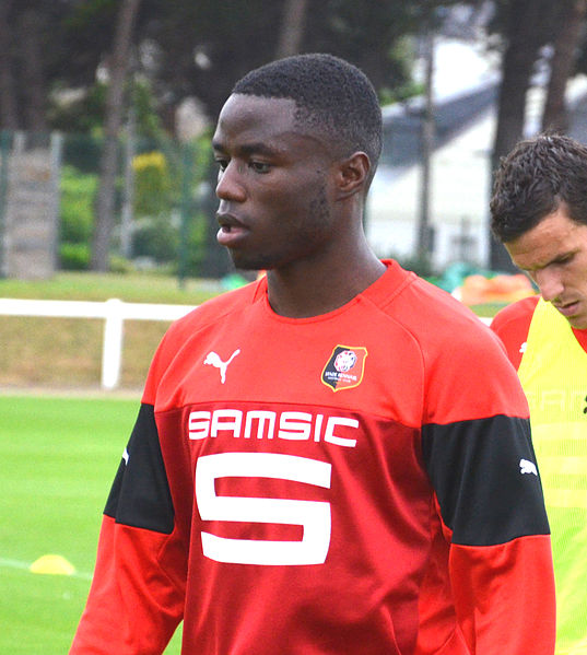 Paul-Georges Ntep Rennes Buffoleo