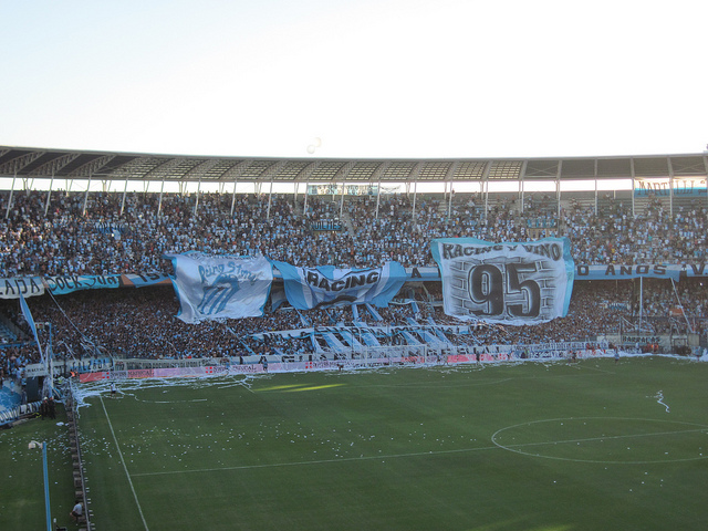 Racing Avellaneda - Sam Kelly